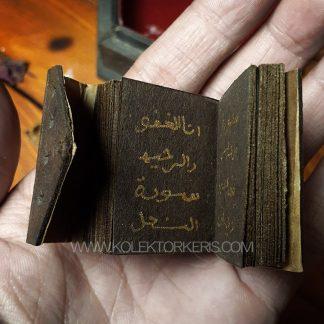 Kitab Stambul Kuno Asli